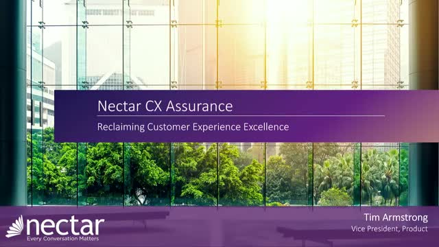 Reclaiming Customer Experience Excellence