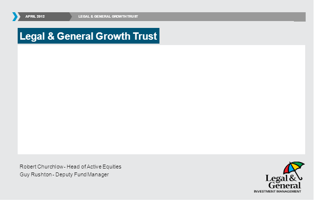Growth Trust webcast