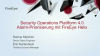 Security Operations Plattform 4.0 - Alarm-Priorisierung mit FireEye Helix