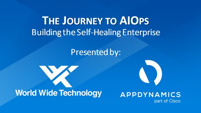 The Journey to AIOps