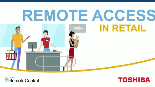 Secure Remote Access in Retail