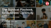 The Survival Playbook for Business Continuity