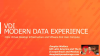 Modern Data Experience for VDI [SPANISH]