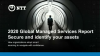 The 2020 Global Managed Services Report: Identify and secure your assets