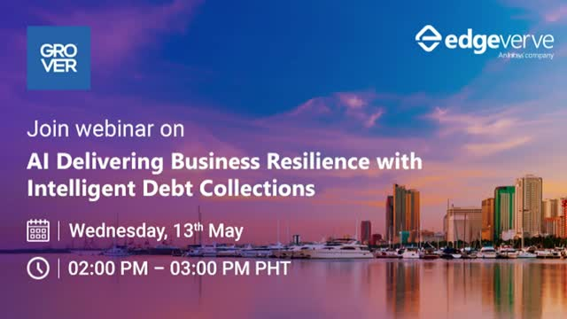 AI Delivering Business Resilience with Intelligent Debt Collections