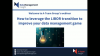 How to Leverage the LIBOR Transition to Improve your Data Management Game