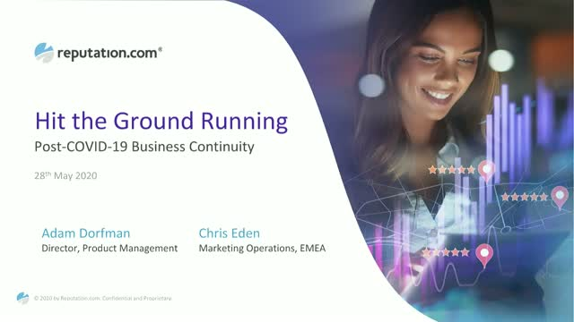Best Practices for Business Continuity: Hit the Ground Running