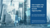 Gain Insights Into Future Risks and Growth Opportunities