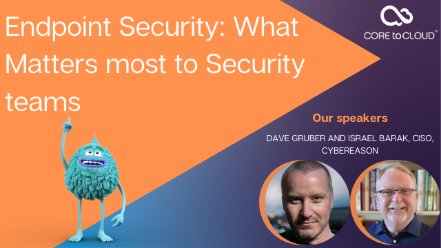 What Matters most to Security teams