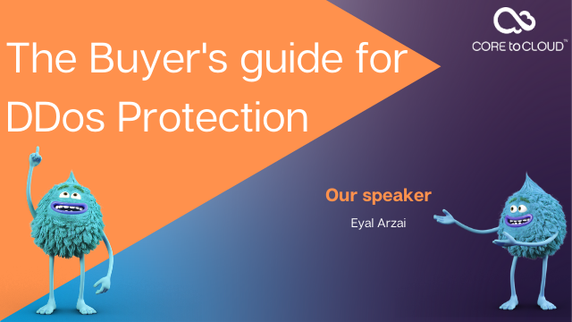 The Buyer's guide for DDos Protection