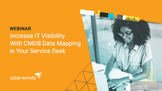 Increase IT Visibility With CMDB Data Mapping in Your Service Desk