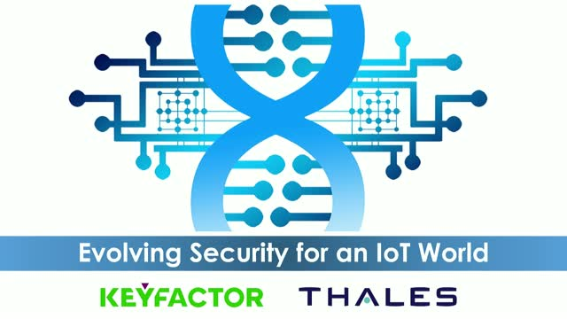 Evolving Security for an IoT World