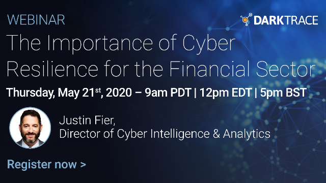 The Importance of Cyber Resilience for the Financial Sector