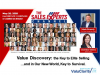 Value Discovery: the Key to Elite Selling…and in Our New World, Key to Survival