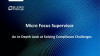 Micro Focus Supervisor:  An In-Depth Look at Solving Compliance Challenges
