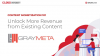 Unlock More Revenue From Existing Content with GrayMeta