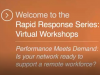 Performance Meets Demand: Is Your Network Ready to Support a Remote Network?