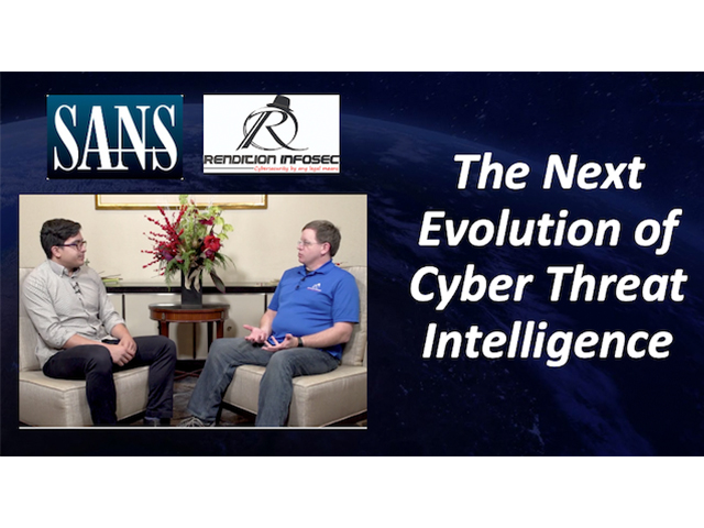 The Next Evolution of Cyber Threat Intelligence (CTI)