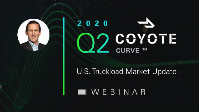Q2 Truckload Market Forecast & How to Prepare for the Recovery