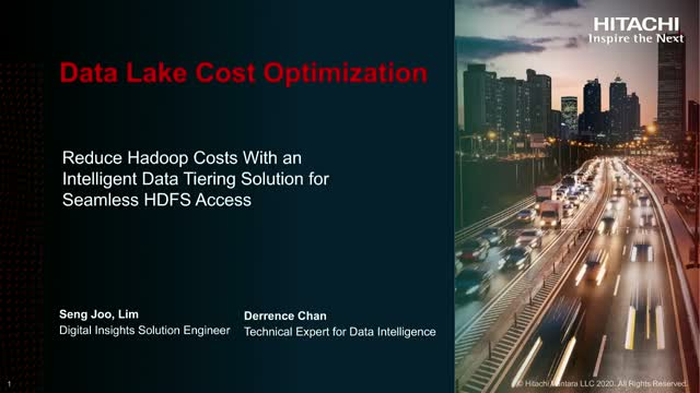 Redefining Hadoop Data Strategy to Achieve More Insight with Less Cost (English)