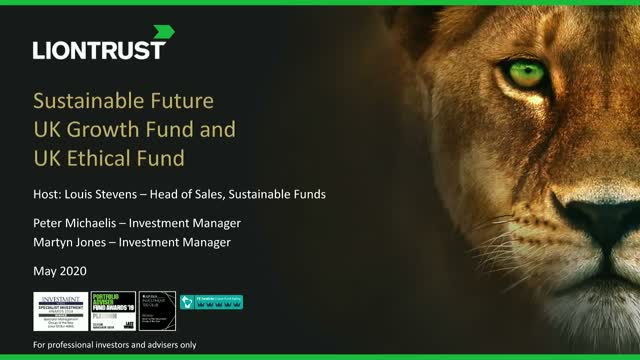 Liontrust Views - Update on Liontrust SF UK Growth & UK Ethical Funds