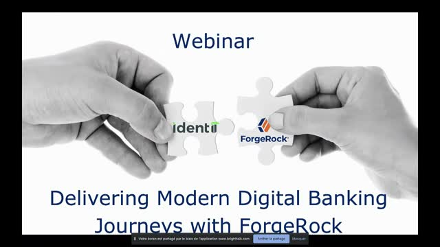 Live Demo: Implementing Modern Digital Banking Journeys