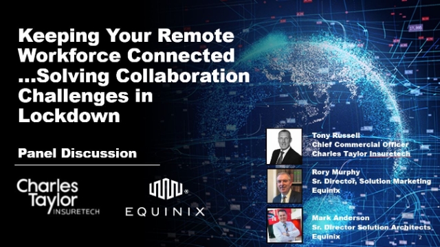 Keeping Your Remote Workforce Connected - Solving Collaboration Challenges