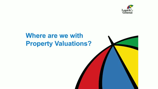 Where are we with Property Valuations?