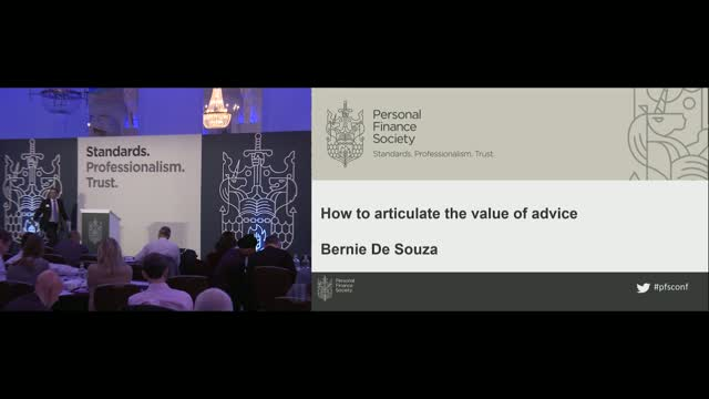How to articulate the value of advice