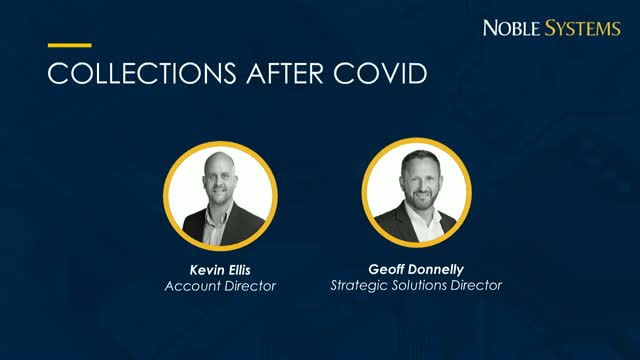 Collections after Covid – how to support your customers after the crisis