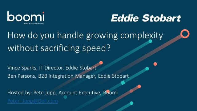How do you handle growing complexity without sacrificing speed?
