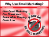Why Use Email Marketing?
