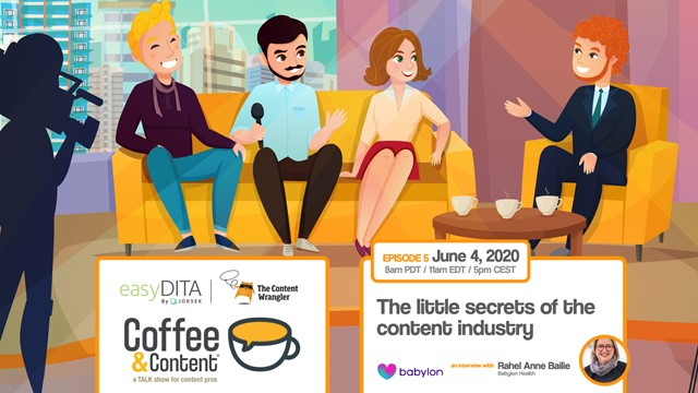 Coffee and Content: The Secrets of the Content Industry