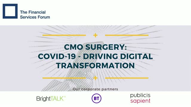 CMO Surgery - Driving Digital Transformation