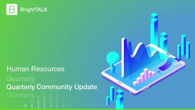 Q2 2020 Community Update: Human Resources
