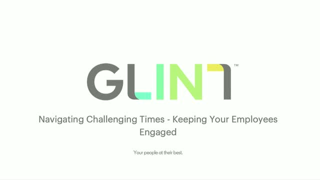Navigating Challenging Times - Keeping Your Employees Engaged