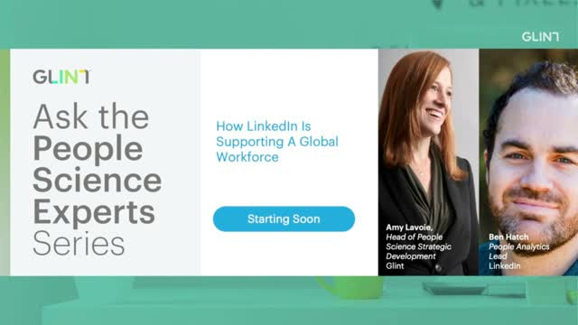 How LinkedIn is Supporting a Global Workforce During the Pandemic