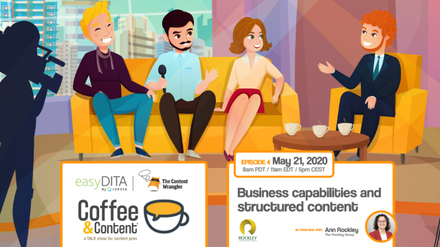 Coffee and Content: Capabilities Enabled by Structured Content