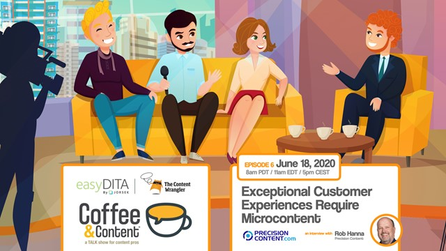 Exceptional Customer Experiences Require Microcontent