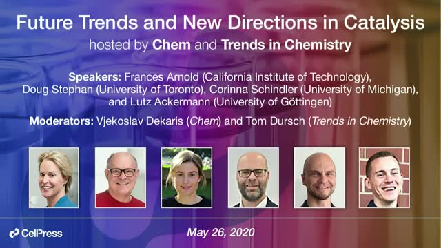 New Trends and Future Directions in Catalysis