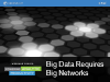 Big Data Requires Big Networks