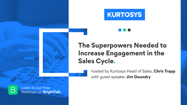 The Sales superpowers to increase engagement using the right tech