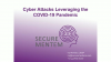 Review of Cyberattacks Leveraging the COVID-19 Pandemic