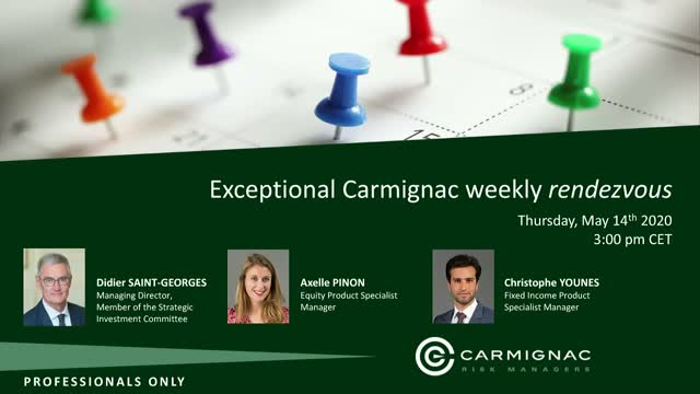 Weekly Carmignac rendezvous #9 (in English)