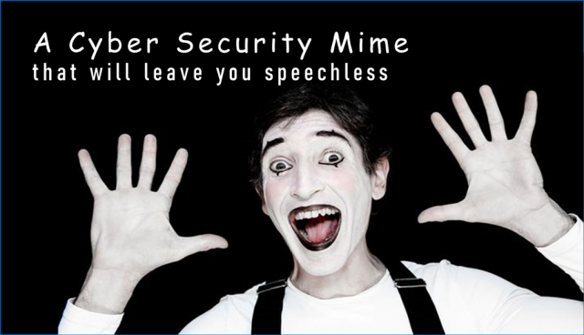 PenTera Explained Without Words - The Mime Who Zoombombed Our Webinar