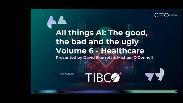 The Life-changing Impact of AI in Healthcare