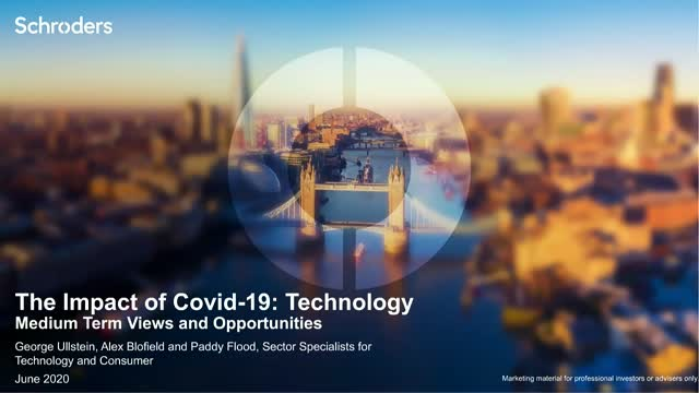 [Sector focus special] The impact of Covid-19: Technology