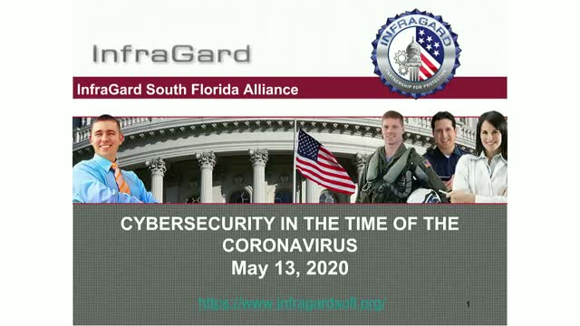 Cybersecurity In The Age Of The Coronavirus