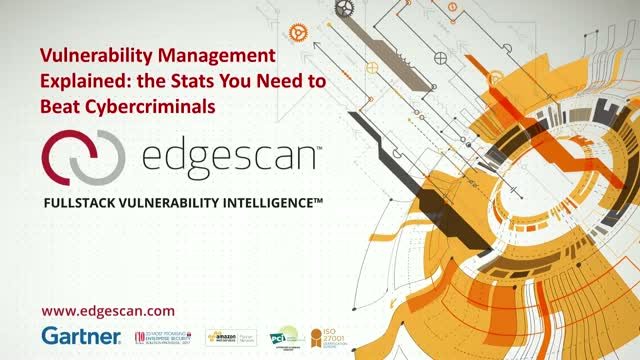 Vulnerability Management Explained: the Stats You Need to Beat Cybercriminals