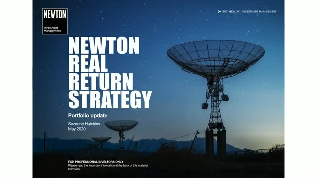 Newton Real Return UK update – May 2020